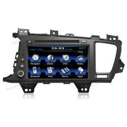 Aanraking Screen Car DVD Player voor KIA K5 GPS Navigation System