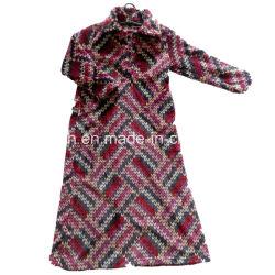 De Vacht Loungewear van het Koraal van de polyester voor Vrouwen