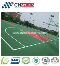 Sicherheit Fußboden für im Freienspielplatz Sports Gerichts-Bodenbelag