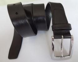 Rubber Filler High Quality를 가진 35mm Men Tubular Leather Belt