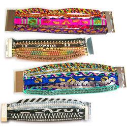 Fecho magnético bracelete artesanais Jóias (HBL-10856)