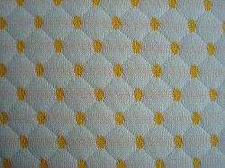Aire punto Jacquard tejido de la capa de tejido T/C