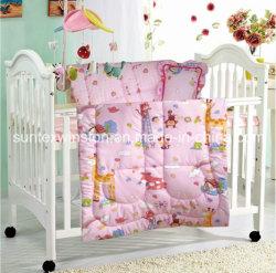 Baby 100%年のCottonのための2PCS Comforter Set