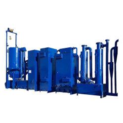 Hochleistungs--Lebendmasse-Vergaser/Vergasung mit Lebendmasse-Generator