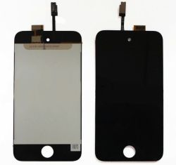 iPodの接触4のためのLCDアセンブリ