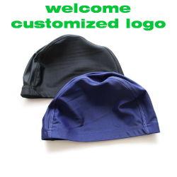 Kundenspezifische Lycra Schwimmen-Schutzkappe in der verschiedenen Farbe