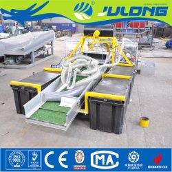 Julong Gold Bagger/Benzin Gold Bagger/Diesel Gold Dredge Boat zum Verkauf (4-8'')