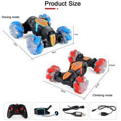 2021 трюк двойной боковой снос ручного управления RC удаленных Toy Car