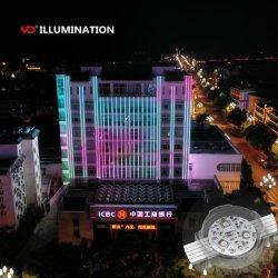 Piccola decorazione di illuminazione del ponticello di paesaggio dell'albero di festa di natale del modulo del LED