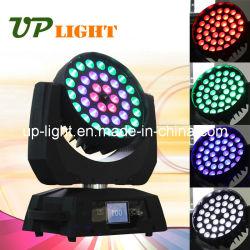 Novíssimo 36HP*10W 4NO1 RGBW LED aura de Zoom