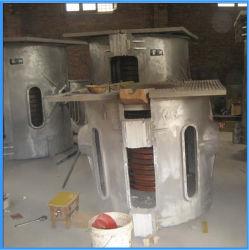 Aluminiumshell-industrielle Induktions-schmelzender Ofen