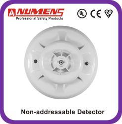 2 fils, détecteur de fumée / chaleur avec LED à distance (SNC-300-CL)