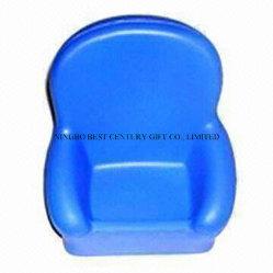 Mousse de PU canapé forme porte-Téléphone Portable Soulagement du Stress Toy