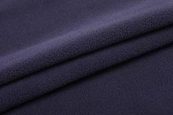 DTY Micro Polar Fleece 원사이드 브러시 원사이드 실링법 스웨터용 니트 패브릭