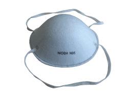 Niosh N95 Grau Máscara contra Poeira