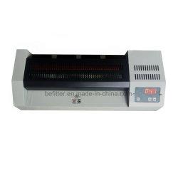 Tamanho A4 desktop térmico quente e fria laminador bolsa