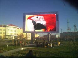 Bonne vidéo de plein air étanche de la publicité de l'affichage écran LED RVB SMD3535 P8