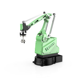 Palletizerのロボット小型デスクトップの産業盗品のロボット知性アームフライス盤のロボット