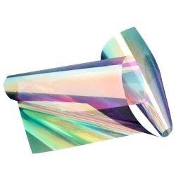Стекло прозрачный Самоклеящийся Rainbow ПЭТ-пленку для авто