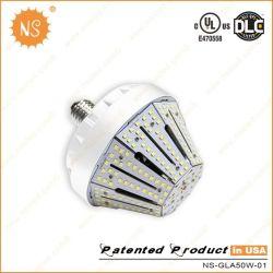 CUL UL Dlc E26/E39 7500лм 50W АЗС светодиодный Фонарь навеса