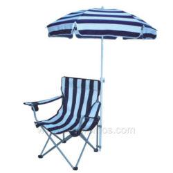 Sommer-fördernder Geschenk-Strand-Stuhl mit Regenschirm