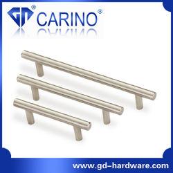 (GDC2072) (le fer en acier inoxydable matériau plastique en aluminium) barre en T de la poignée de fer