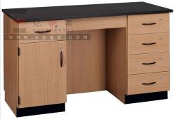 Table Lab meubles Table de laboratoire de chimie & paillasse de laboratoire d'étudiant