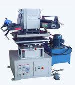 L'affrancatrice della stagnola calda dorata idraulica con di alluminio elettrochimico può essere registrata (WT-20A)
