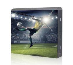 Полноцветный Видеорекламы P10мм для использования вне помещений LED подписать платы на футбольном стадионе периметра