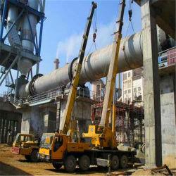 Forno rotante di alta efficienza per calce rapida, bauxite, bentonite, cemento