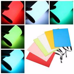 Qualität u. helles kundenspezifisches EL-Hintergrundbeleuchtung EL-Hintergrundbeleuchtung-Blatt, EL-Hintergrundbeleuchtung-Panel