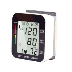 Запястье Smart артериального давления монитор частоты сердечных сокращений для дома и больницы запястья цифровой бесплатно для измерения кровяного давления