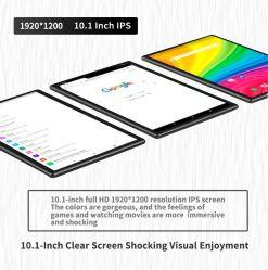 2020 10,1 pouces en usine à chaud de mémoire RAM 2 Go de mémoire ROM 32GB Android10.0 8000mAh Tablet PC
