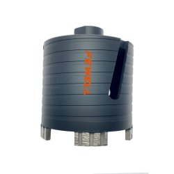 Hot Sale Silver brasé 68*10*101*M16 Diamond Segments Foret de base de béton armé de découpe à sec de qualité communs beton