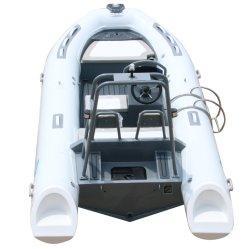 Hete opblaasbare Rubber Boot vissen surfen PVC Boot Aluminium vloer Jacht Air Boat met CE certificaat te koop