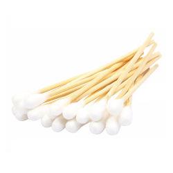 Bastone di bambù Cotton&#160 medico di Eco di alta qualità; Applicatore