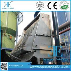 Filter-Geräten-statischer Bildschirm-Stab-Bildschirm für industrielle Papierabwasserbehandlung