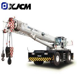 Xjcm Differtypesの構築100トンの移動式地勢クレーン持ち上がる機械
