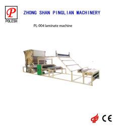 الصين تصنع آلة طلاء مصفحة/مصباح غير منسوجة