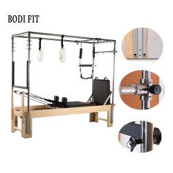 O equilíbrio do corpo de ioga Ginásio Fitness Equipment Cadillac Reformer Pilates com Tower