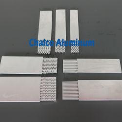 용접 알루미늄 Intercooler 직사각형 관 관