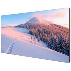 """Centre commercial Fashion Boutique 46"""" 49"""" 55 Inch mur vidéo TV 3X3 Panneau mural 1.8mm 3.5mm 5,5mm à cadre ultra fin mur vidéo LCD"""