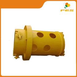 Caja de herramientas de perforación rotativa caja serie Driver Adaptador para revestimientos de pared doble e individual