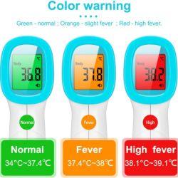Fabricant de corps sans contact numérique Dikang Medical thermomètre infrarouge de poche