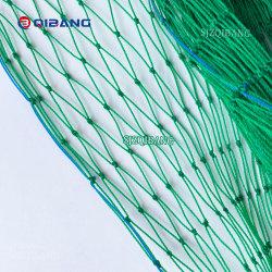 PE Multifilament anti-UV de plástico de color verde/Nylon Granja/pescado Cage/pesca/aves de corral y el precio neto de pollo