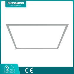 Deckenverkleidung-Licht 600X600 600X1200 300X300 300X600 300X1200 des Blendschutzaufflackern-freies vertieftes Aufputzmontage-Quadrat-ultra dünnes Backlit LED