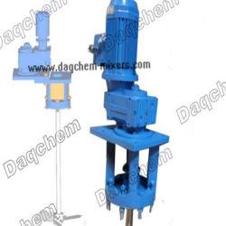 معدات خلط علوي جهاز معالجة مياه الصرف الصحي جهاز التبديد