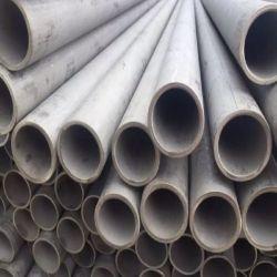 Alimentação China AISI 321 Preço de tubos de aço inoxidável sem costura Stock