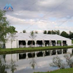 Etanche Grand Chapiteau de mariage partie mur de verre tente pour Outdoor Exhibitions Events