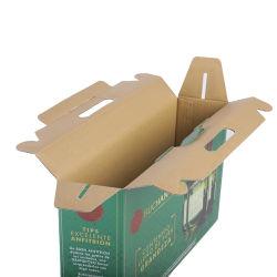 عادة [كلور برينتينغ] يغضّن يعبّئ صندوق لأنّ [أليف ويل]